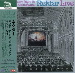 Nektar - Sunday Night At The London Roundhouse (1974) [2CD Japanese Edition] (Repost)