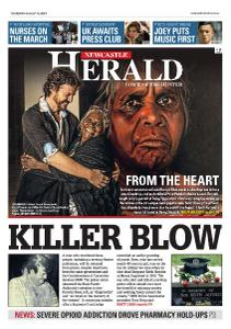 Newcastle Herald - August 15, 2019