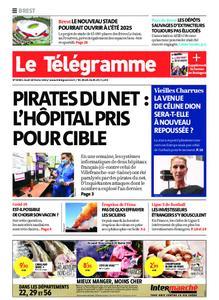 Le Télégramme Brest – 18 février 2021