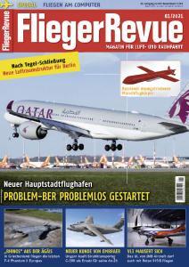 FliegerRevue - Januar 2021