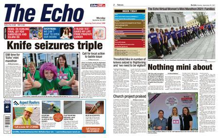 Evening Echo – September 20, 2021