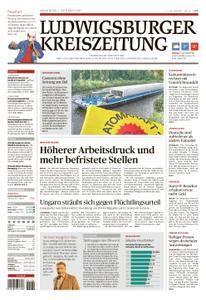 Ludwigsburger Kreiszeitung - 07. September 2017