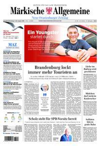 Neue Oranienburger Zeitung - 17. August 2019