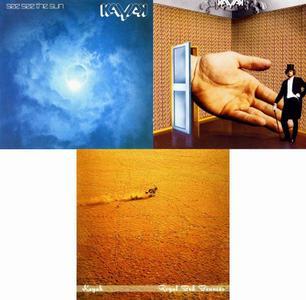 Kayak - 3 Studio Albums (1973-1975) [Reissue 2012] (Repost)