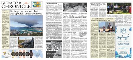 Gibraltar Chronicle – 26 June 2019