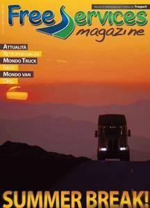 Free Services Magazine - Agosto/Settembre 2018