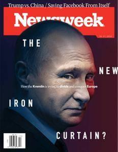 Newsweek USA - April 27, 2018