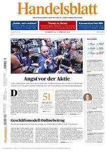 Handelsblatt - 14. Februar 2019