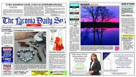 The Laconia Daily Sun – April 28, 2020