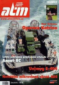 ATM 2005-10 (Armadni Technika Militaria)