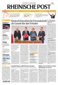 Rheinische Post – 23. Januar 2019