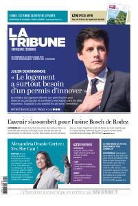 La Tribune - 8 Mars 2019