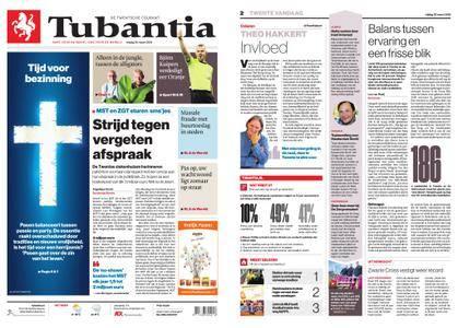 Tubantia - Enschede – 30 maart 2018