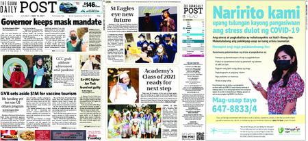 The Guam Daily Post – May 15, 2021