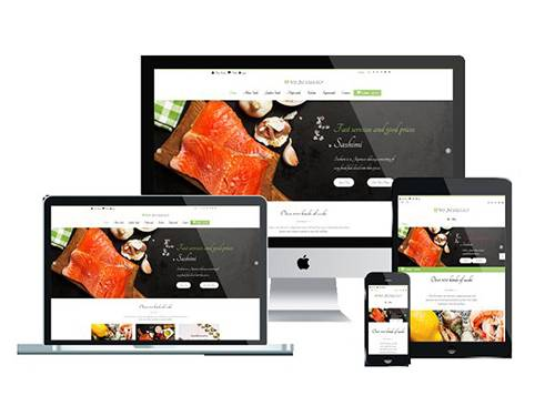 WS DESUSHI v1.0 - Sushi Wordpress Themes - CM 1303726