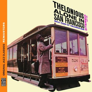 Thelonious Monk - Thelonious Alone In San Francisco (1959) {OJC Remasters Complete Series rel 2011, item 20of33}