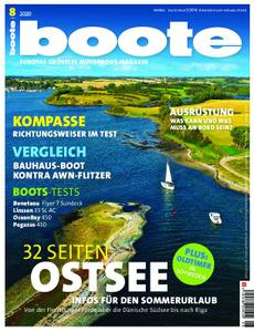 Boote – August 2020