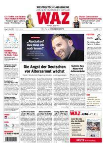 WAZ Westdeutsche Allgemeine Zeitung Oberhausen-Sterkrade - 09. März 2018