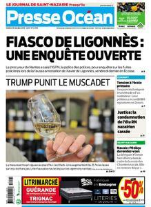 Presse Océan Saint Nazaire Presqu'île – 18 octobre 2019