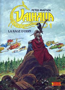 Valhalla - Tome 1 - La Rage d'Odin
