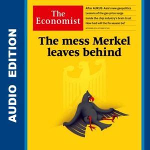 The Economist • Audio Edition • 25 September 2021