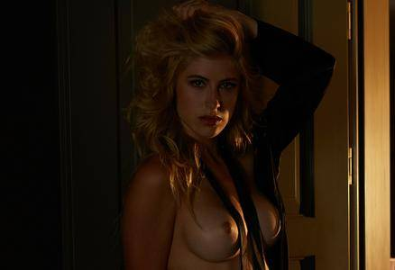 Lea Gotz - German Playmate of the Month for November 2016 (part 2)