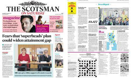 The Scotsman – January 27, 2018