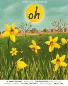 Oh Magazine - Issue 58 - Early Spring 2021