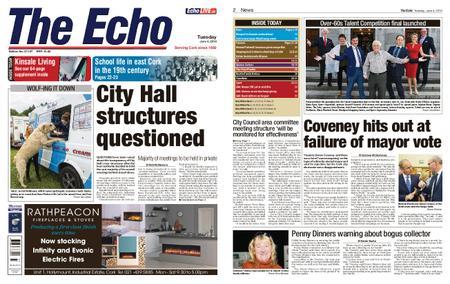 Evening Echo – June 04, 2019