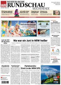 Westfälische Rundschau Wetter - 29. Juni 2019