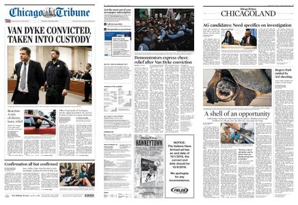 Chicago Tribune – October 06, 2018