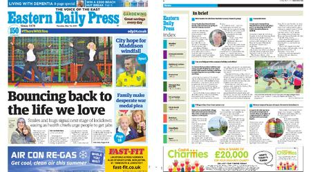 Eastern Daily Press – May 18, 2021
