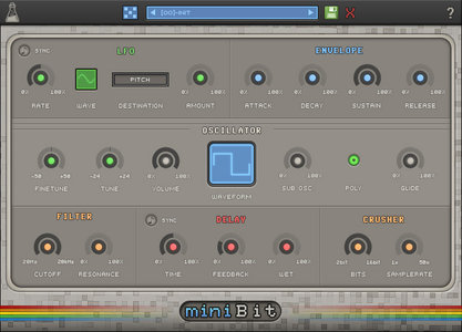 AudioThing miniBit v1.6.0 WiN