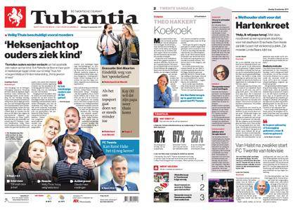 Tubantia - Enschede – 12 september 2017