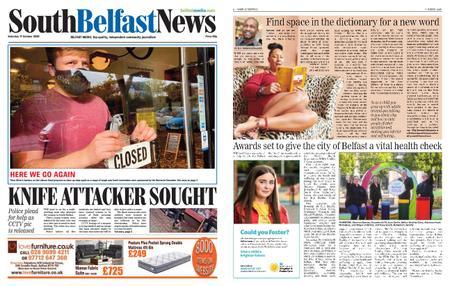 South Belfast News – October 15, 2020