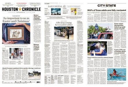 Houston Chronicle – June 19, 2021