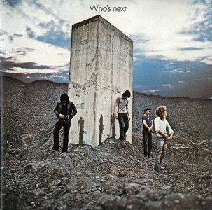 The Who - Who's Next (1971) {1983, Reissue}