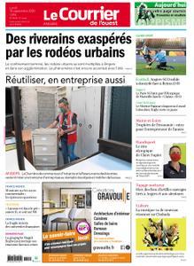 Le Courrier de l'Ouest Angers – 14 septembre 2020