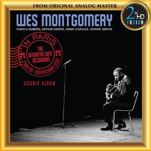 Wes Montgomery - In Paris: The Definitive ORTF Recording (2018) [Official Digital Download 24/192]