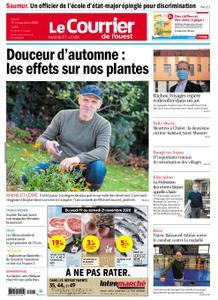 Le Courrier de l'Ouest Angers – 19 novembre 2020