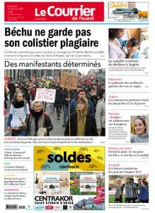 Le Courrier de l'Ouest Angers – 10 janvier 2020