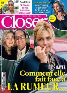 Closer France - 20 novembre 2020