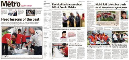 The Star Malaysia - Metro South & East – 07 June 2018