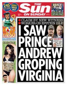 The Sun UK - 23 February 2020