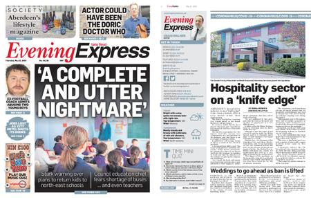 Evening Express – May 21, 2020