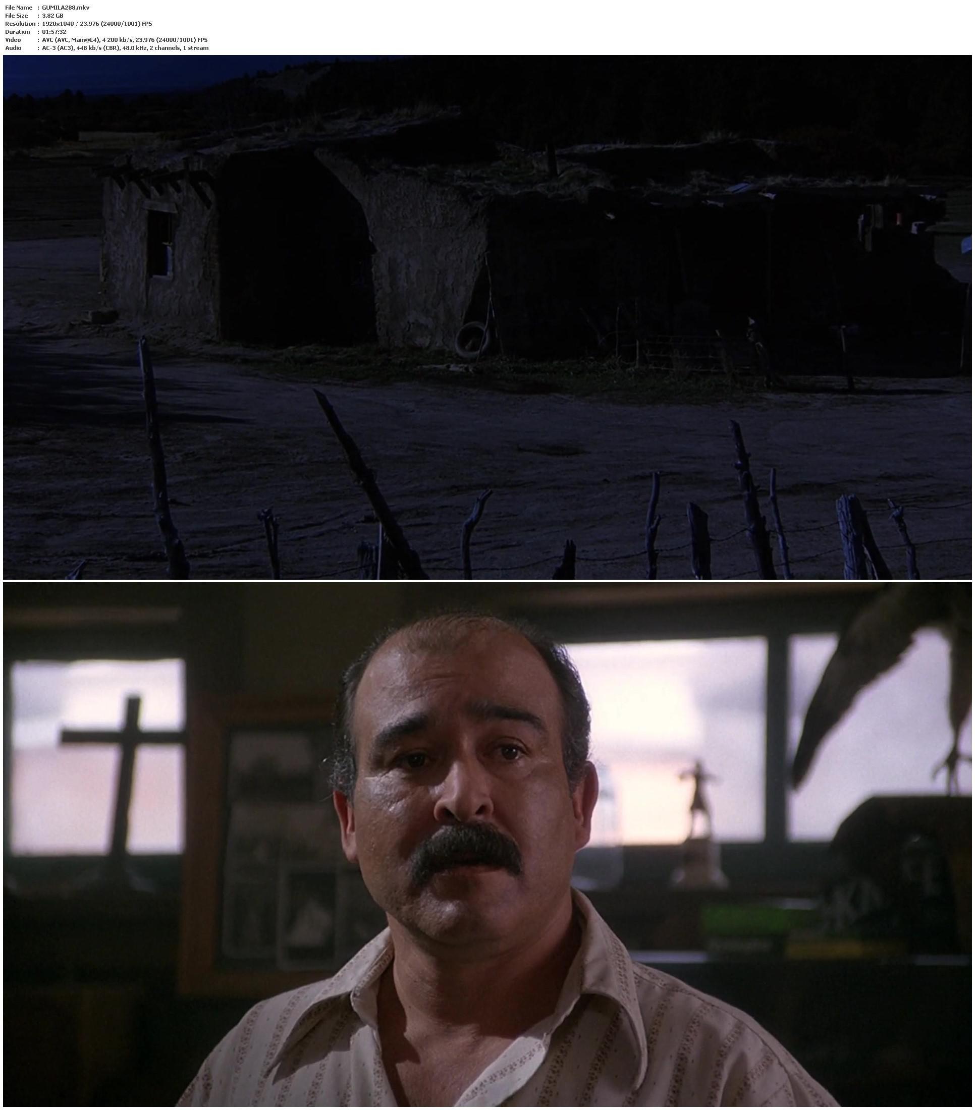 The Milagro Beanfield War (1988)
