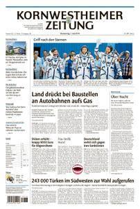 Kornwestheimer Zeitung - 07. Juni 2018