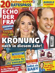 Echo der Frau – 25. August 2021