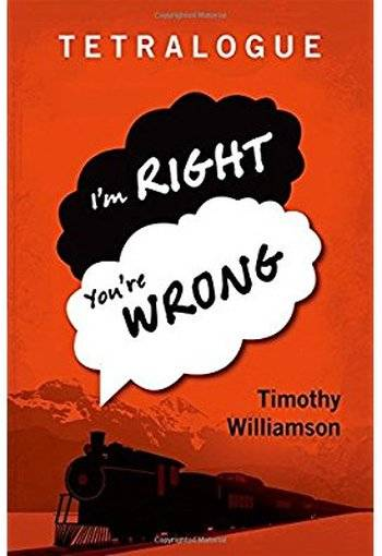 Tetralogue: I'm Right, You're Wrong [Repost]