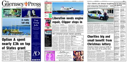The Guernsey Press – 13 May 2019